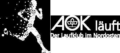 Logo AOK läuft